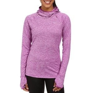 Nike Element Dri-Fit Pullover Reflective Hoodie S